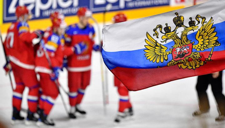 Олимпийский состав сборной России по хоккею объявят 25 января