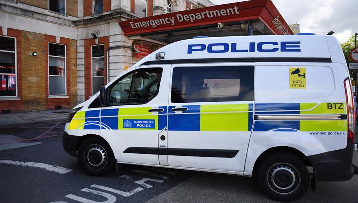 В Лондоне прогремела стрельба, пострадали три человека