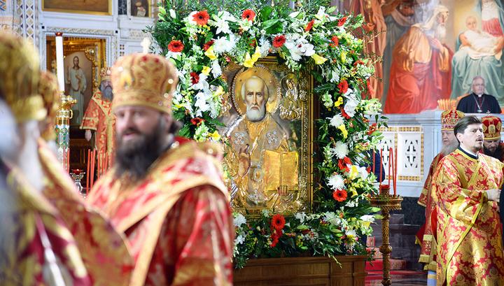 московские храмы где есть мощи николая чудотворца ищите сдвижные ворота