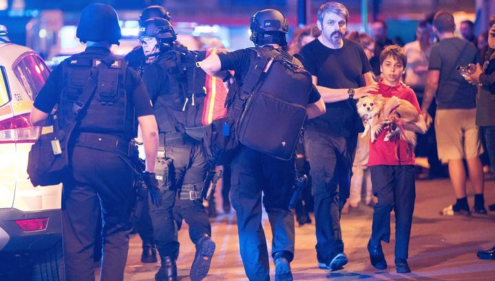 Взрыв в Манчестере: комментарии очевидцев