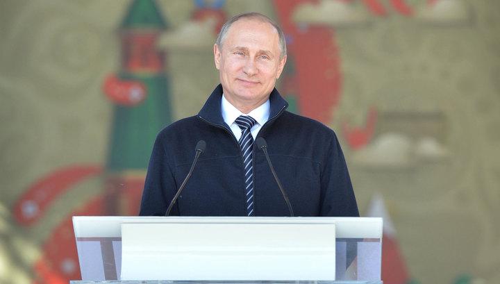 Владимир Путин дал поручение возродить Спартакиады и предложил оказать допподдержку бывшим спортсменам