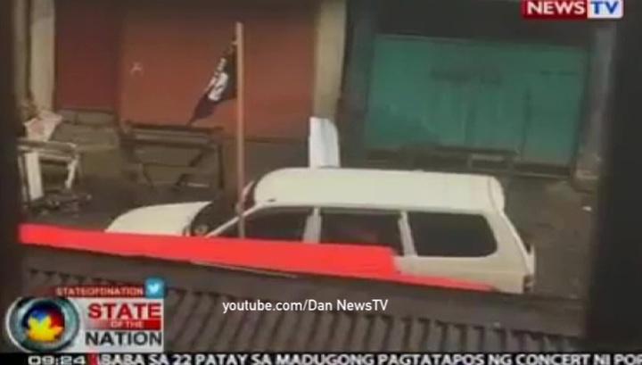 Прерванный визит: президент Филиппин вернулся на родину из-за нападения боевиков ИГИЛ