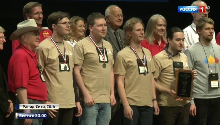 Кубок мира по программированию едет в Санкт-Петербург