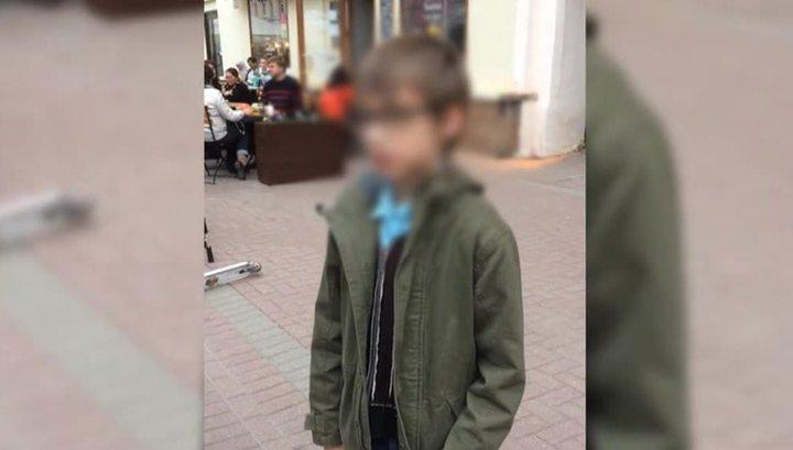 Кузнецова пообещала разобраться с задержанием ребенка на Арбате