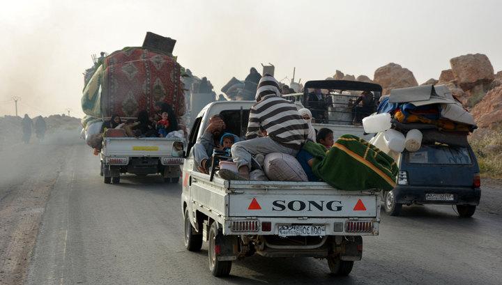 Сирия сама не справится с проблемой беженцев, считает президент