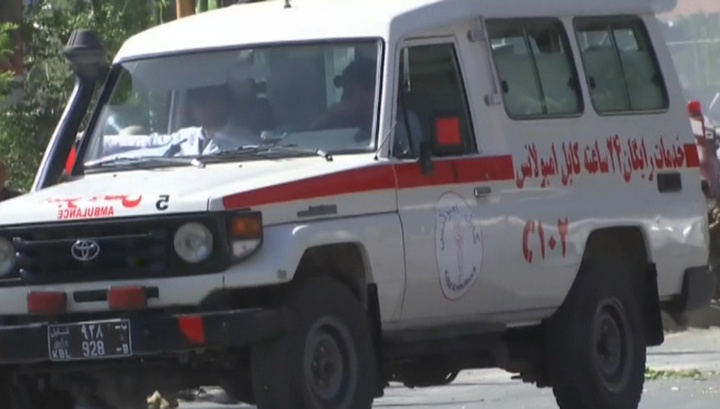 В Афганистане объявлен траур по жертвам теракта