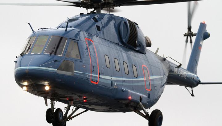 Новейший военный вертолет впервые полетел
