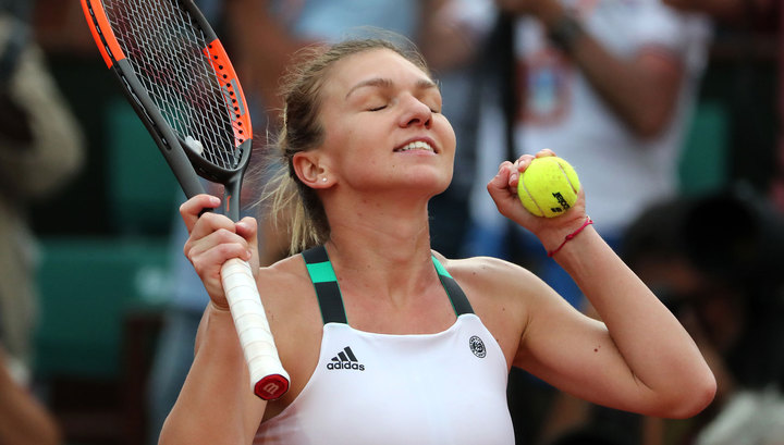 Теннисистка Халеп вышла в четвертый круг Australian Open, отыграв тройной матчбол