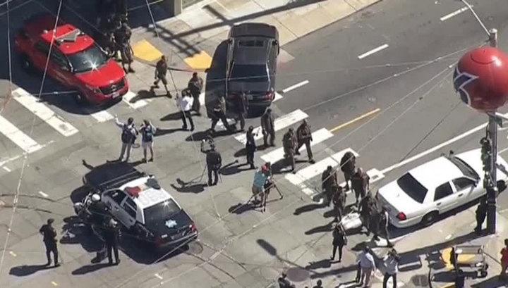 Новая стрельба в США: четверо погибших в Сан-Франциско