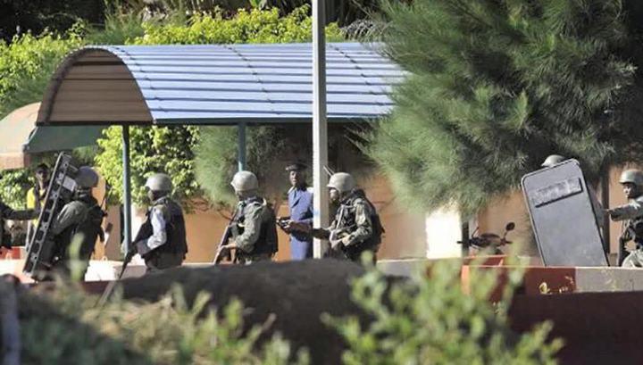 Бои в Мали: ранены французские солдаты