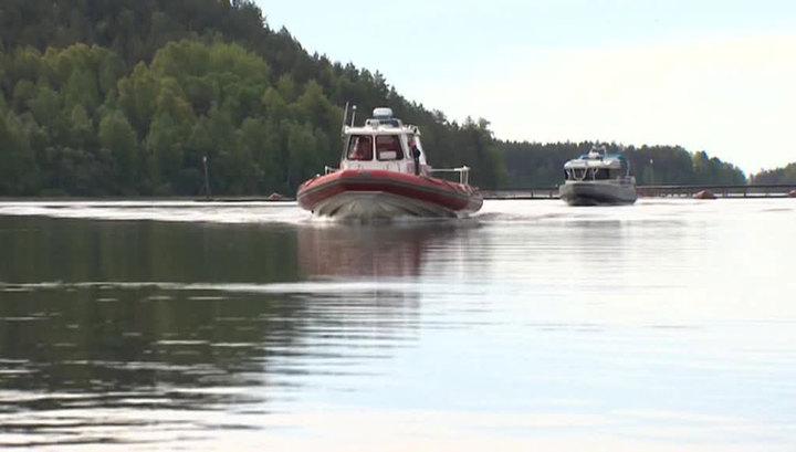 В Якутии продолжаются поиски пропавшего в результате ЧП на Алдане