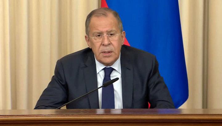 Лавров: санкции снова вводятся на ровном месте