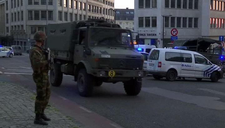 Брюссель пережил теракт, хоть и неудавшийся