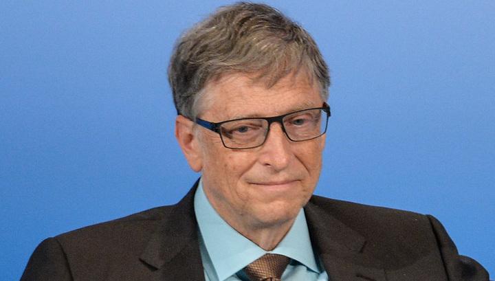 Билл Гейтс считает налоги для богатых слишком маленькими