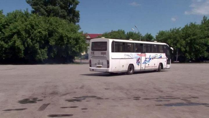 В Кемерове водитель автобуса умер во время рейса