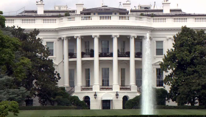 У Белого дома задержали нарушителя