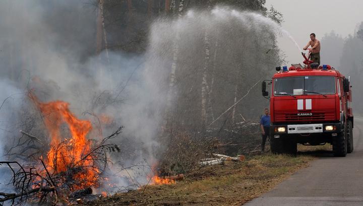 Площадь пожаров в Бурятии выросла на 20 процентов