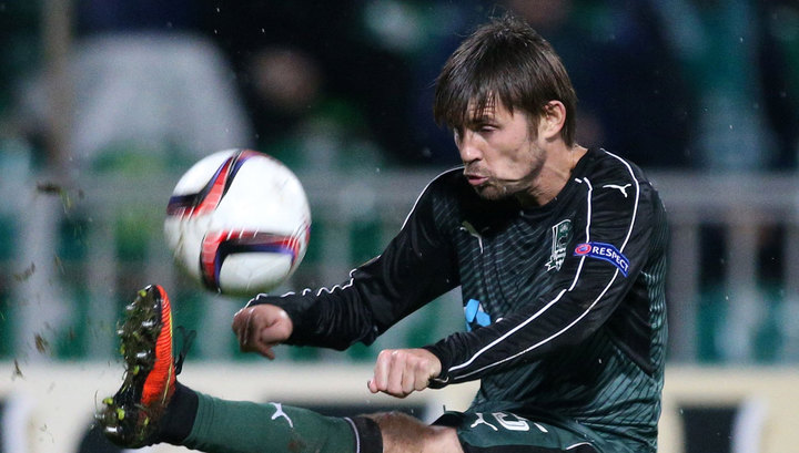 Дмитрий Торбинский стал футболистом