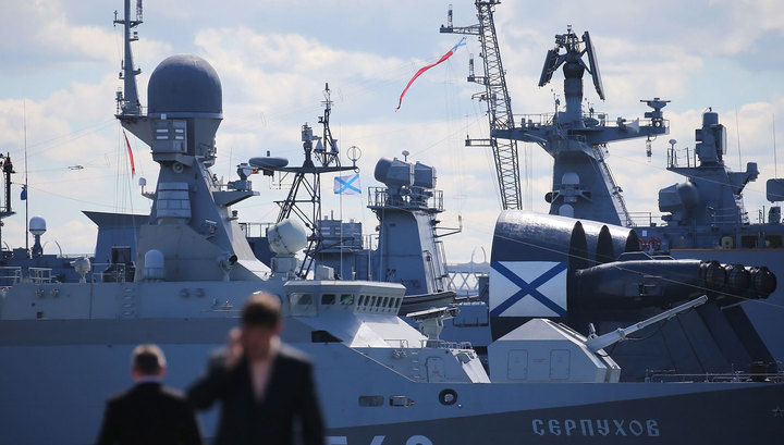 МВМС-2017: что нового показали российские корабелы