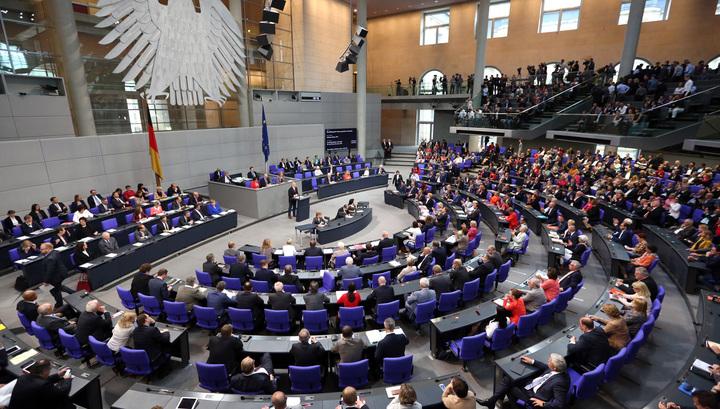 В Германии легализованы однополые браки