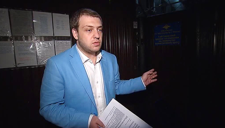 Давид Кемулария продолжает биться за свободу автохамки Багдасарян