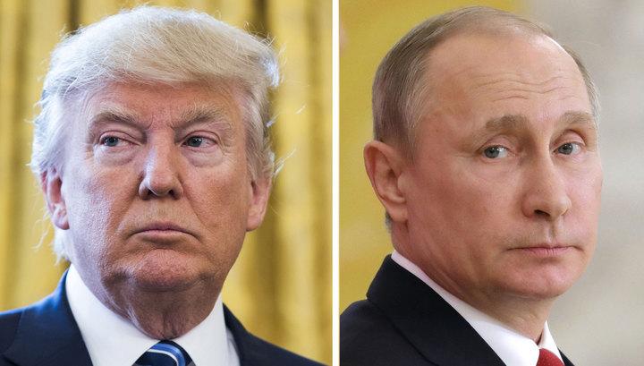Путин и Трамп поговорят по телефону