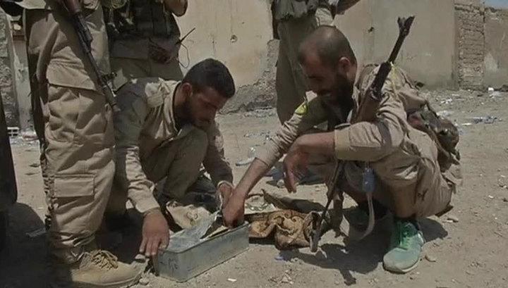 Франция направит войска в сирийский Манбидж для помощи курдам
