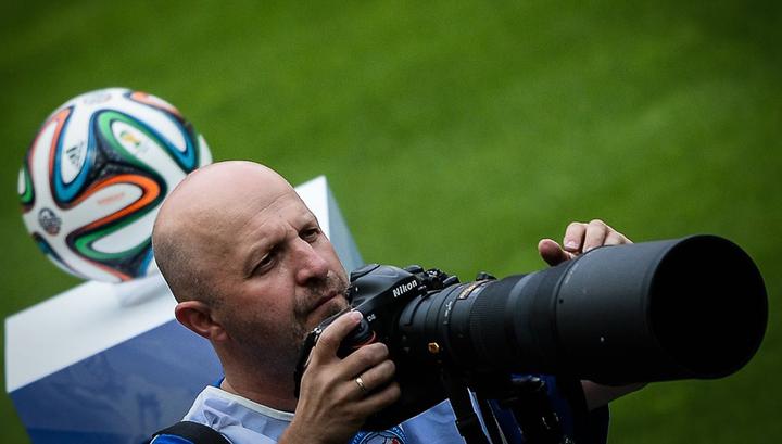 зарплата спортивного фотографа в мире очень