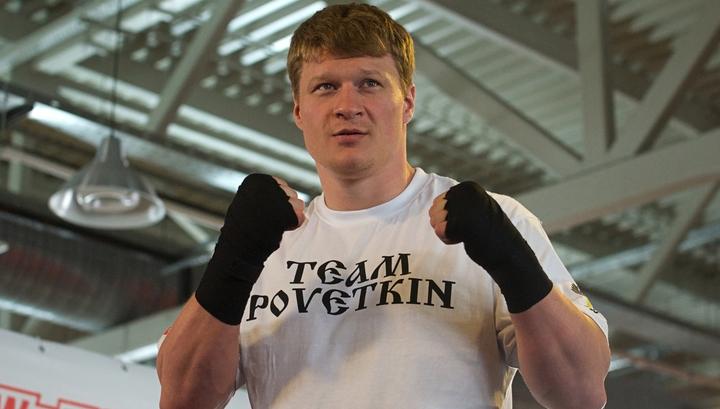 Александр Поветкин вернулся в рейтинг WBC
