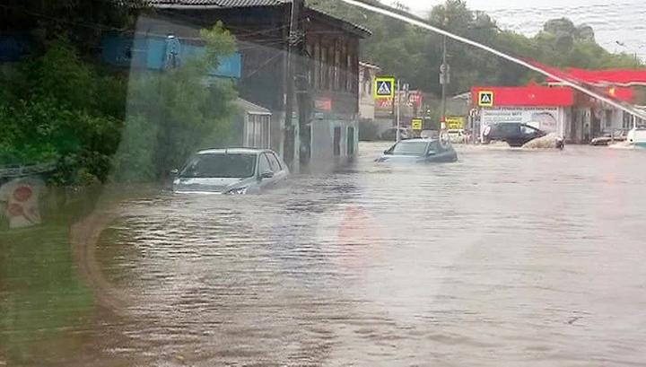 Всемирный потоп в столице Приволжья