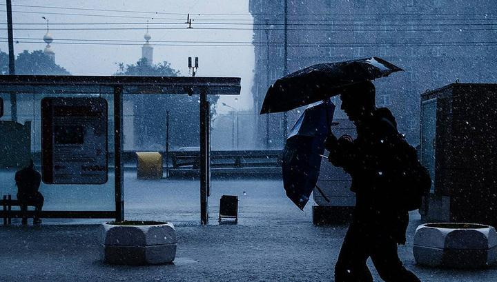 Москву заливает второй день подряд