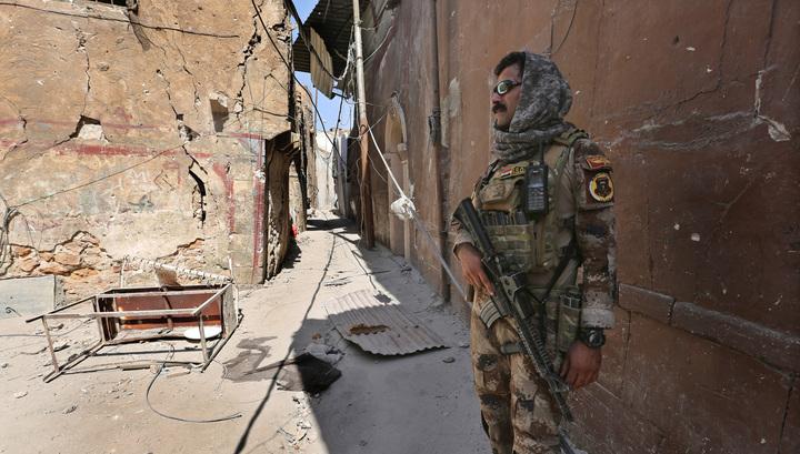Американский солдат погиб в Ираке