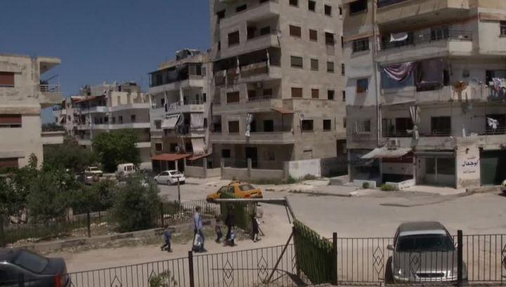 Россия благодарна Армении за гуманитарную помощь Сирии
