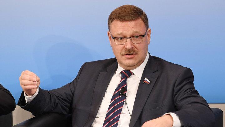 Косачев: Россия может симметрично ответить Британии за отказ выдать визы дипломатам