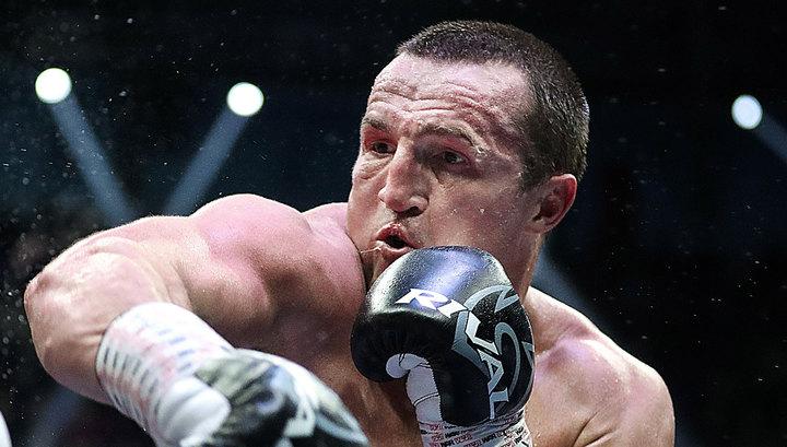 Денис Лебедев завершает карьеру боксера-профессионала