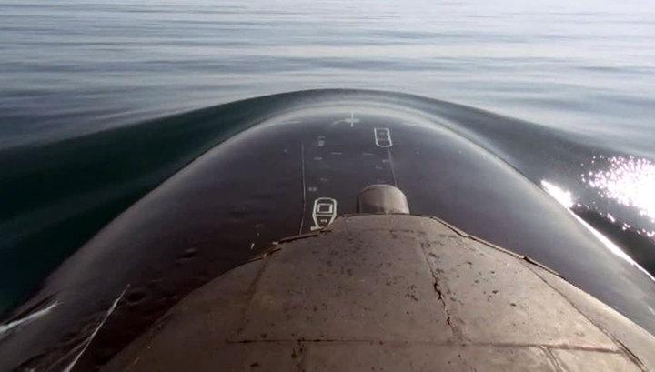 """Российская """"устрашающая"""" подводная лодка напугала США"""