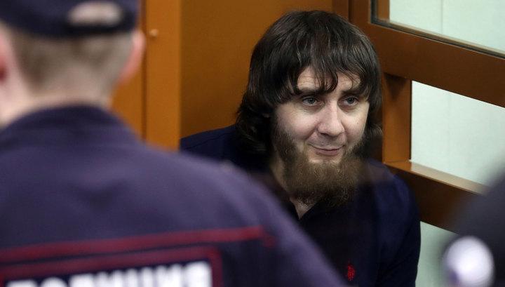 Убийца Немцова получил 20 лет вместо пожизненного
