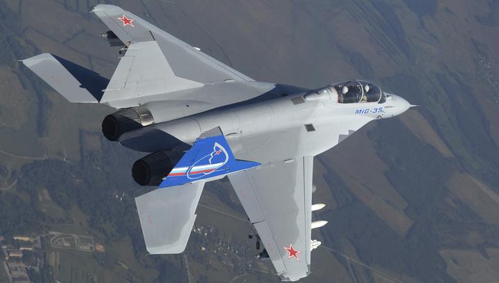 Легкий истребитель МиГ-35 закончил заводские испытания