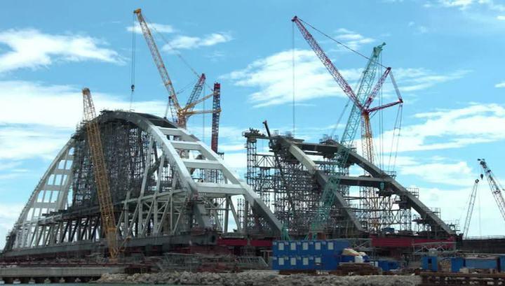 Во время строительства Крымского моста найдено множество ценных артефактов