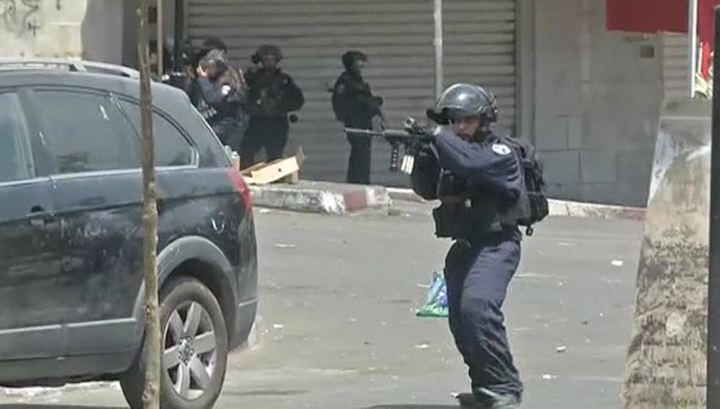 Палестина замораживает контакты с Израилем