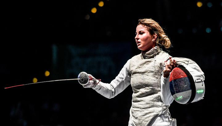 Российская фехтовальщица Дериглазова выиграла этап Кубка мира