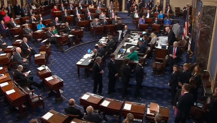 """Конгресс США предлагает введение пяти видов санкций за страхование """"Северного потока - 2"""""""