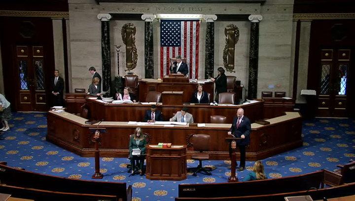 В Сенате США согласован законопроект об антироссийских санкциях