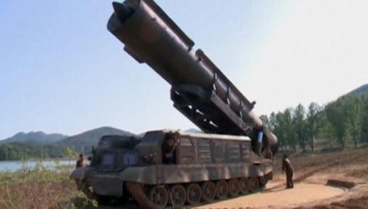 Украина могла поставить КНДР двигатели для баллистических ракет