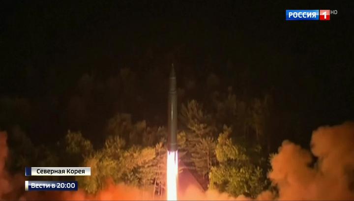 Пуск ракеты: Южная Корея посоветовала Северной не испытывать терпение