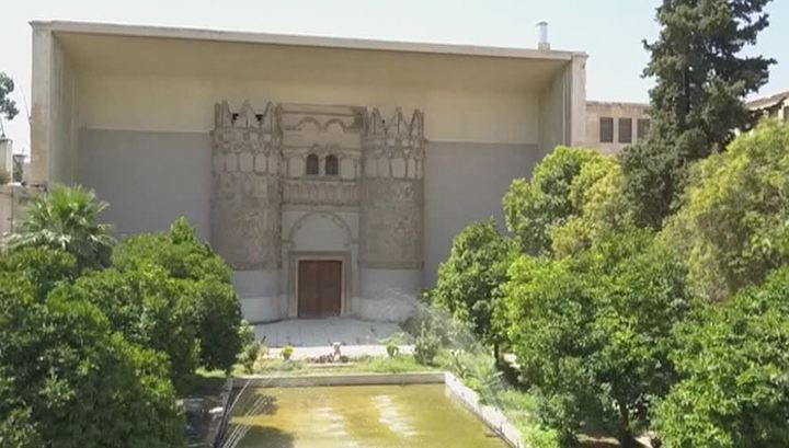 Вся Сирия в одном подвале: в Дамаске открылся Национальный музей
