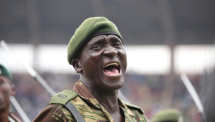 Военные Зимбабве: происходящее в стране не является госпереворотом