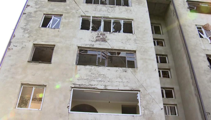 Две жертвы, 60 пострадавших: ремонт крыши  спровоцировал взрыв на складе в Абхазии