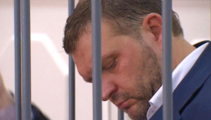 Генпрокуратура утвердила обвинительное заключение для Никиты Белых