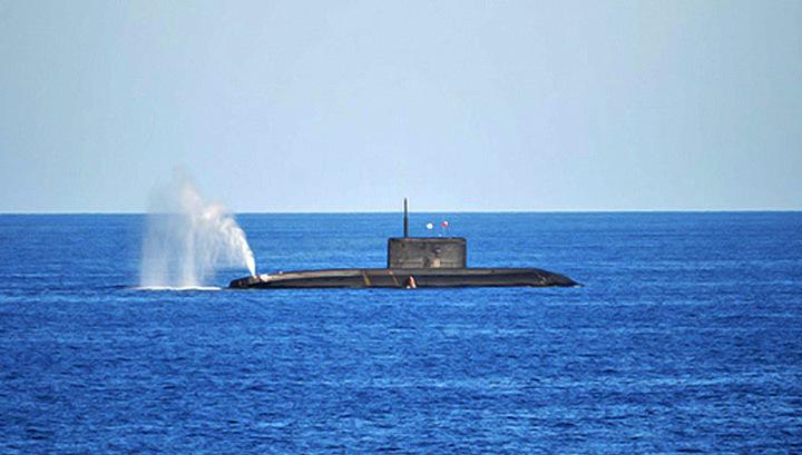 подводных лодок в россии 2015